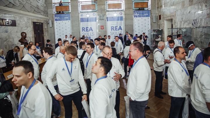 В Нововоронеже торжественно открылся чемпионат профмастерства REASkills