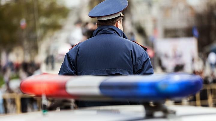 В здании воронежской ГИБДД на улице Холмистая прошли обыски