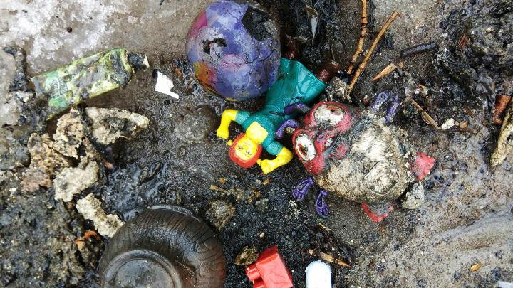 В Воронеже из-за забивших канализацию игрушек подтопило 10 домов