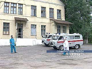 """Машины """"скорой помощи"""" поступили в Семилукский район"""