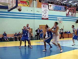 Матчи Чемпионата России высшей лиги по баскетболу стартовали в Воронеже
