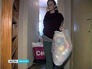 Матерей c детьми выселили из арендованной квартиры спустя неделю после заселения