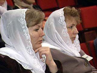 Матушки из всех районов области приехали в Воронеж