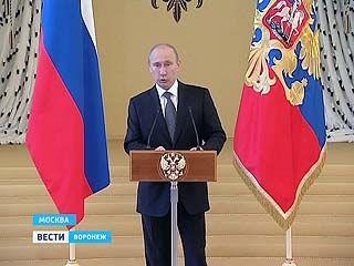 Медалистов и отличников 60-го выпуска ВВАИУ поздравил президент