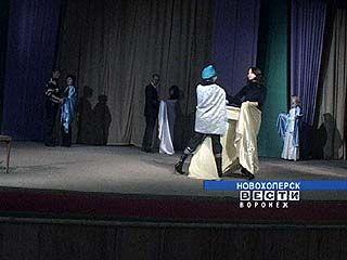 Медики Новохоперской ЦРБ ездили на театральный форум-2006 в Киев