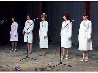 """Медсестры соревновались в конкурсе """"Лучший по профессии"""""""