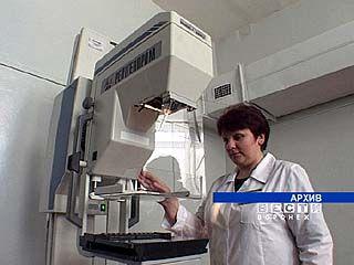 Медучреждения могут получить маммографическое оборудование