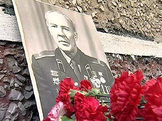 Мемориальную доску открыли в Воронеже