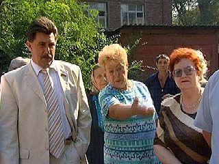 Мер Борис Скрынников рассмотрел жалобы воронежцев