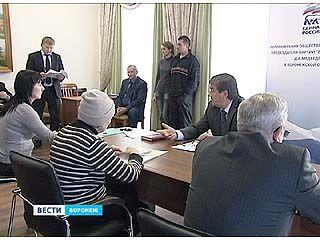 Мэр Сергей Колиух снова решал проблемы горожан
