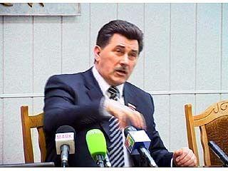 Мэр Скрынников отчитается о работе администрации города
