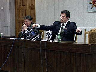 Мэр Воронежа встретился с представителями строительных компаний