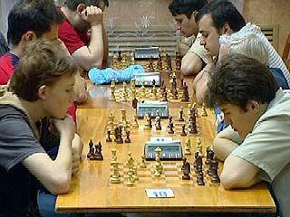 Международный шахматный фестиваль проходит в Воронеже