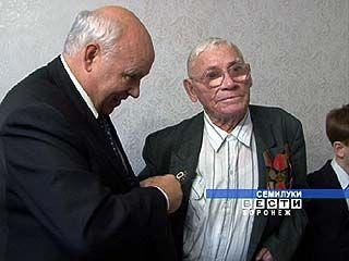 Михаил Бахарев спустя 65 лет награжден Орденом Красной звезды