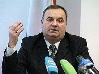 Михаил Чубирко встретился с журналистами