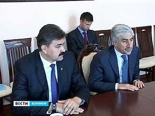 Михаил Погосян с инспекцией побывал на Воронежском авиазаводе