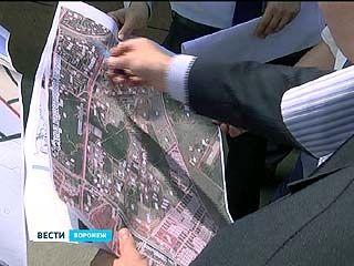 Микрорайоны Придонской и 1 Мая соединит мостовой переход через ручей