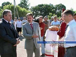 Министр сельского хозяйства Беларусии посетил Воронежскую область