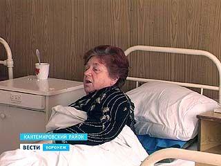 Митрофановскую больницу в Кантемировском районе пациенты стараются обходить стороной
