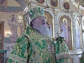 Митрополит Сергий освятит храм в селе Хреновое