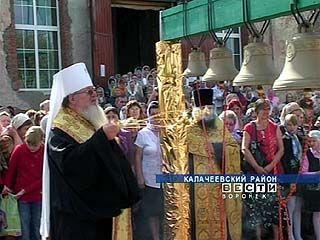 Митрополит Воронежский и Борисоглебский Сергий посетил Калач
