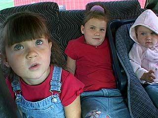 Многодетные семьи из Воронежа требуют пересмотреть ПДД