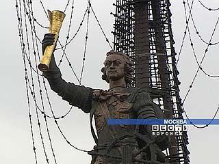 Московский памятник Петру останется на месте