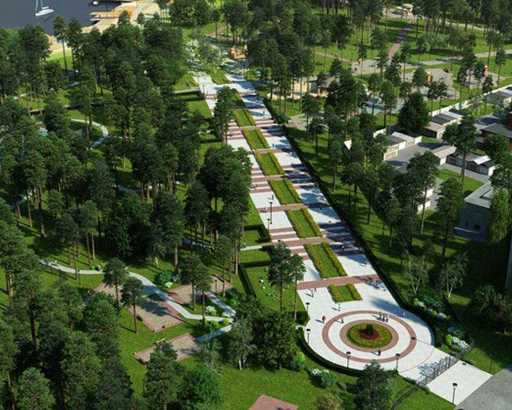 Москвичи признали воронежский парк одним из лучших объектов вне столицы