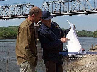 Мост через Дон в Лисках начали менять