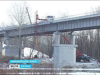Мост через Хопёр готовят к открытию