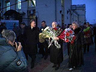 Мстислав Ростропович посетил Воронеж в 3-ий раз за 4 года
