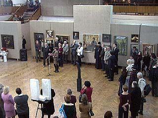 Музей имени Крамского открыл новую экспозицию