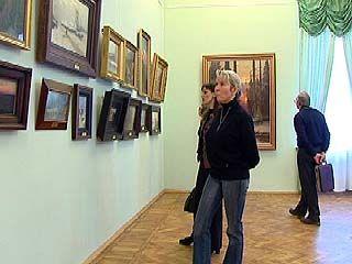 Музей имени Крамского открыл свои двери после двухлетнего перерыва