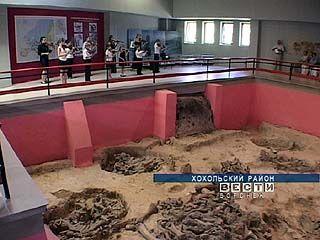 Музей в Костенках отмечает 131 день рождения