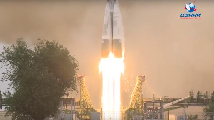 Ракета с воронежским двигателем вывела на орбиту корабль с продуктами для МКС