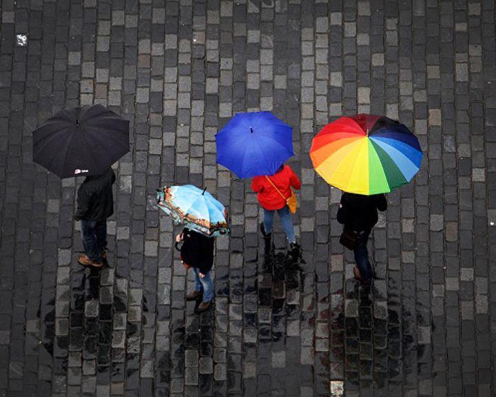 На этой неделе в Воронежской области ожидаются мокрый снег и дожди