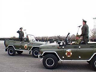 На аэродроме Балтимор прошла репетиция парада ко Дню Победы