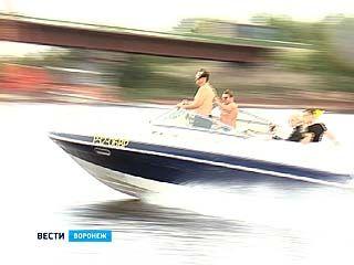 На акваториях Воронежского региона официально открыт сезон навигации