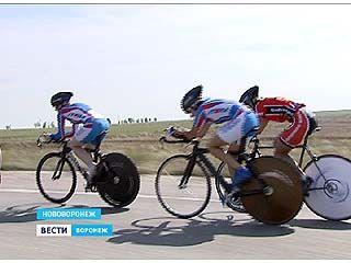 На четыре дня Воронеж стал столицей велоспорта