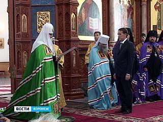 На два дня Воронеж стал своего рода православной столицей