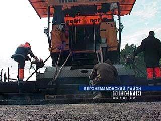 """На федеральной трассе """"Дон"""" начался капитальный ремонт полотна"""
