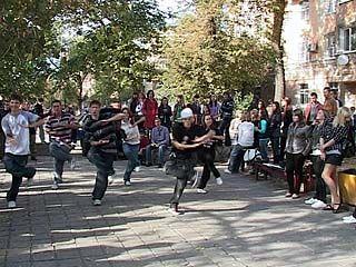 На Карла Маркса финишировал последний уличный танцевальный фестиваль