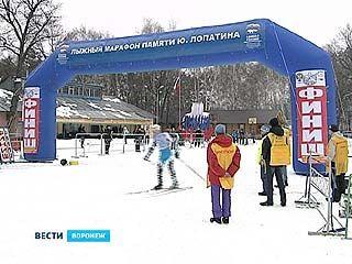 """На лыжной базе """"Олимпик"""" прошел традиционный марафон Юрия Лопатина"""