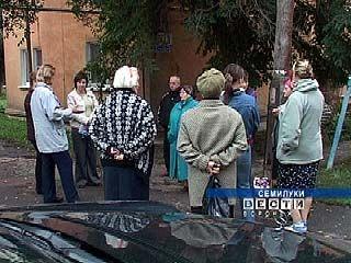 На нескольких улицах Семилук двое суток нет электричества