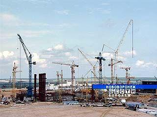 На Нововоронежской АЭС-2 заканчивается монтаж ловушки расплава