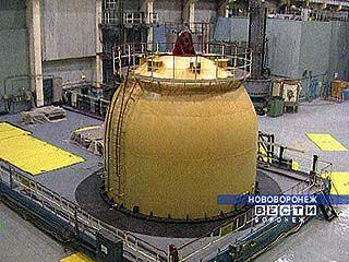 На Нововоронежской АЭС остановлен 3-й энергоблок