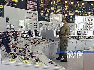 На Нововоронежской АЭС остановят 4-ый энергоблок