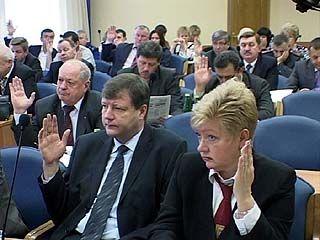 На очередном заседании городской думы рассмотрели сразу 29 вопросов