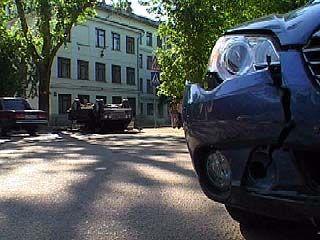 На перекрёстке улиц Революции 1905 года и Карла Маркса вновь авария