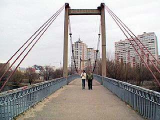 На первой Воронежской дамбе было семь мостов